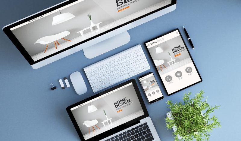eCommerce Homepage Design that Brings Results